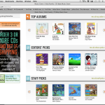 CDBaby Top Sellers Kids:family CD's Staff Picks